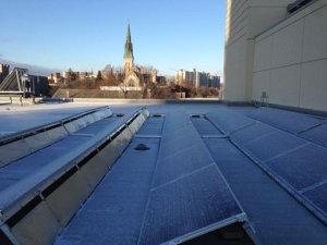 Solar Installation - Bluewater Energy Guelph